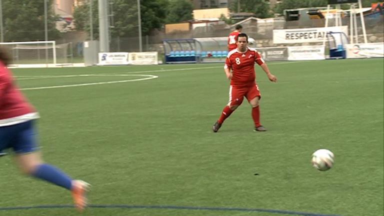 La Federació de Futbol i Special Olympics signen un acord de col·laboració