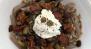 Recepta: pasta de blat sarraí amb tomàquets confitats i ricotta