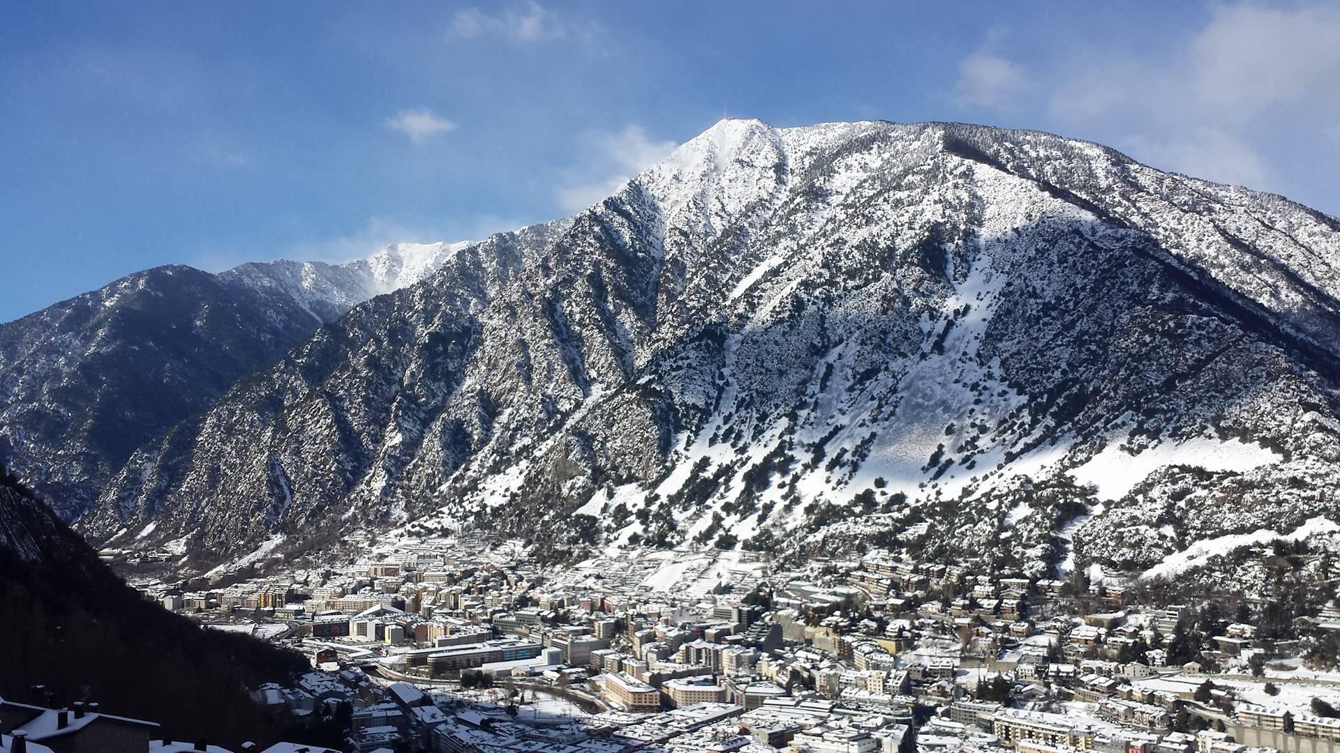 Andorra la Vella - Juan Velasco