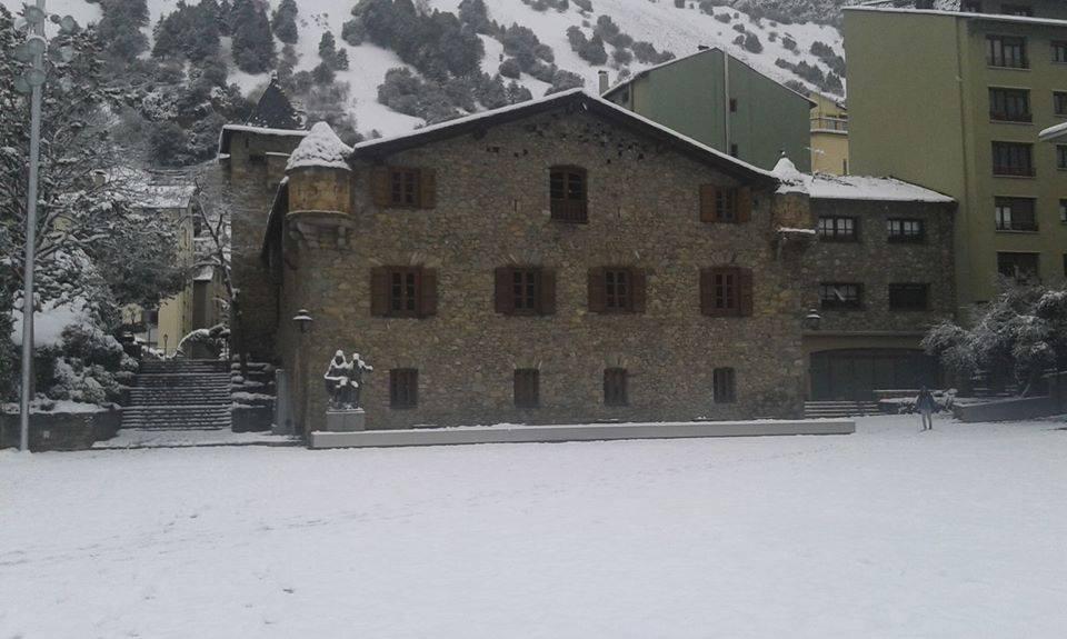Andorra la Vella - Sandra López
