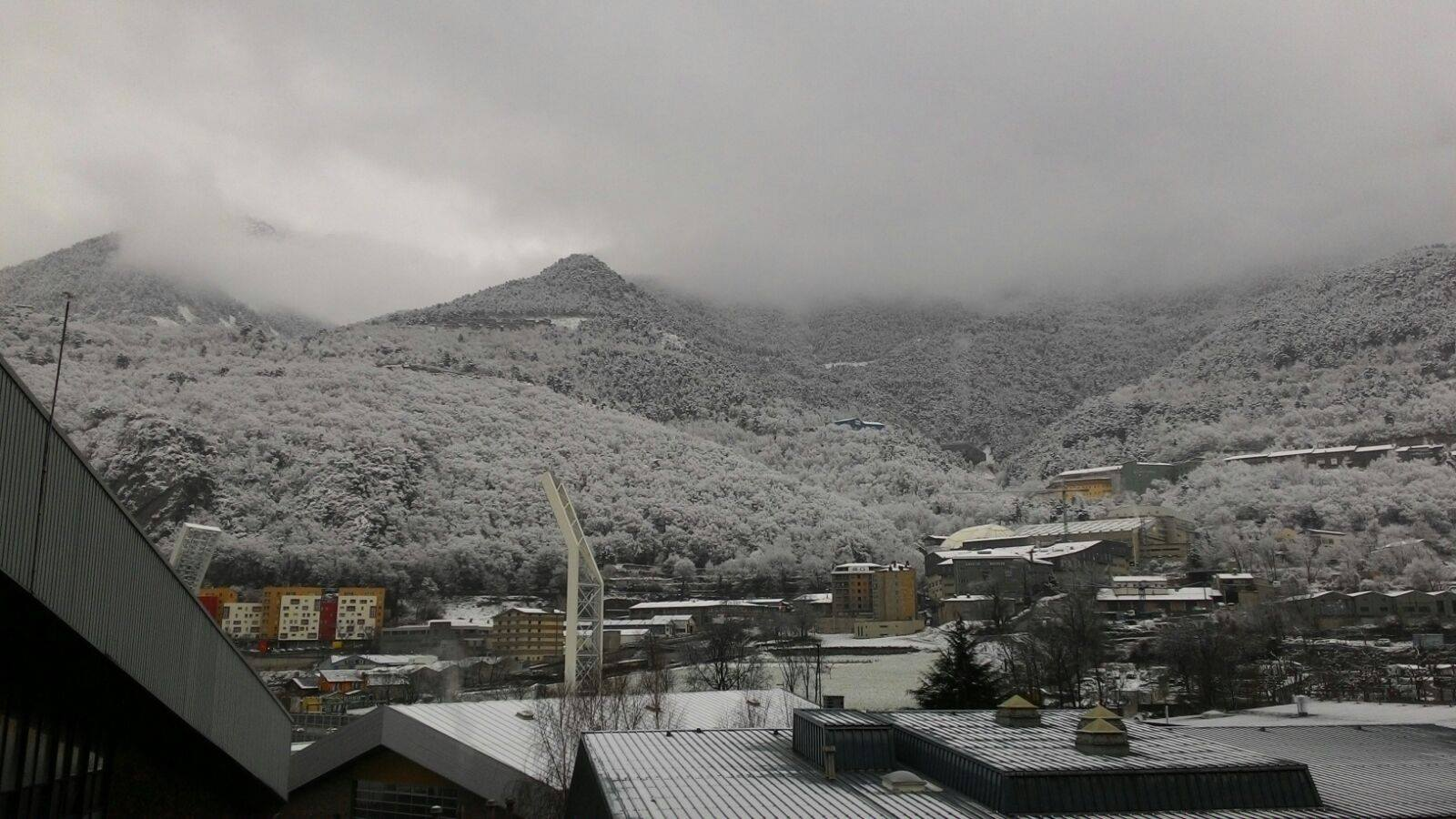 Andorra la Vella - Albert Aymamí