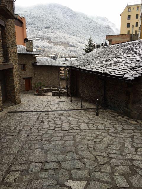Andorra la Vella - Yasmina Canedo