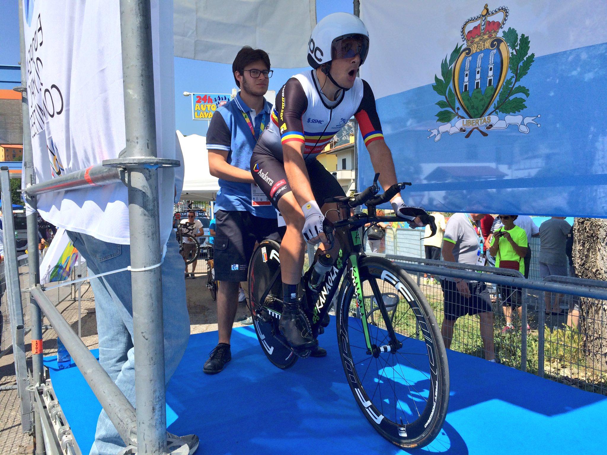 San Marino 3 de juny del 2017 - RTVA