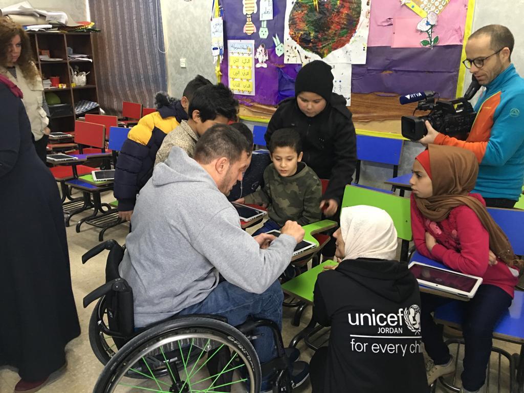 Jordània - Unicef