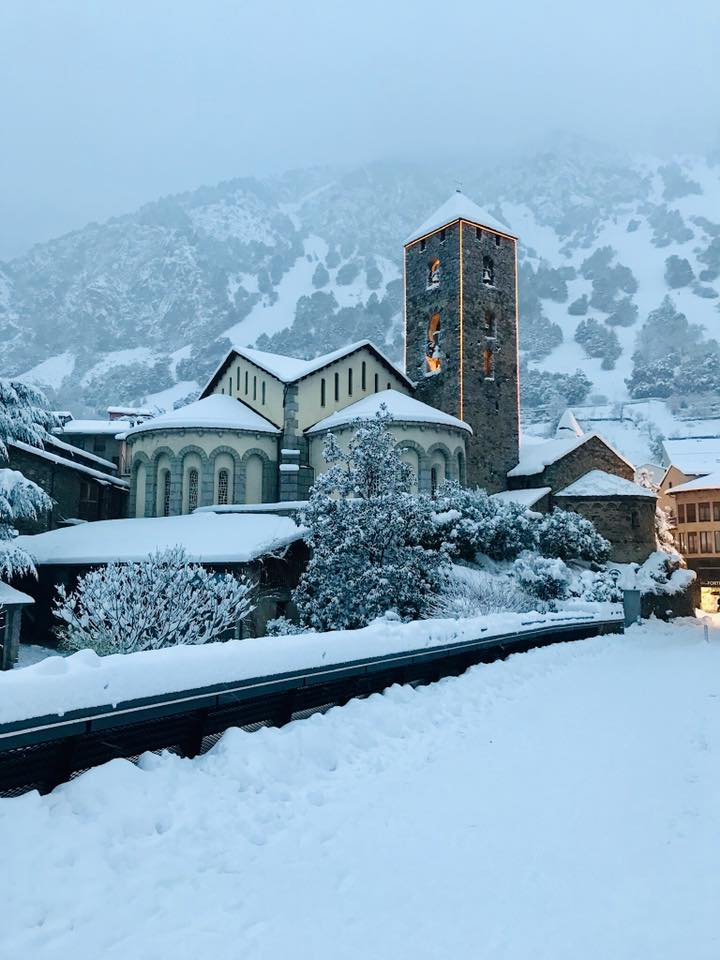 Andorra la Vella - Meritxell Beleta