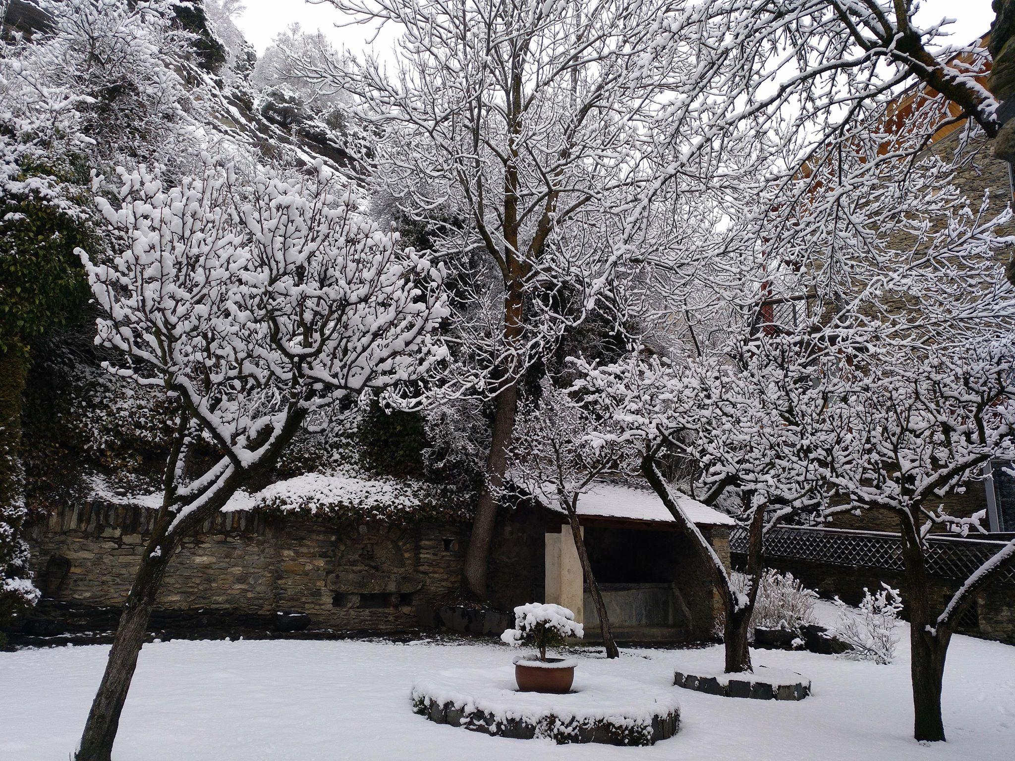 Ordino jardins casa museu Areny Plandolit - Oli Tb
