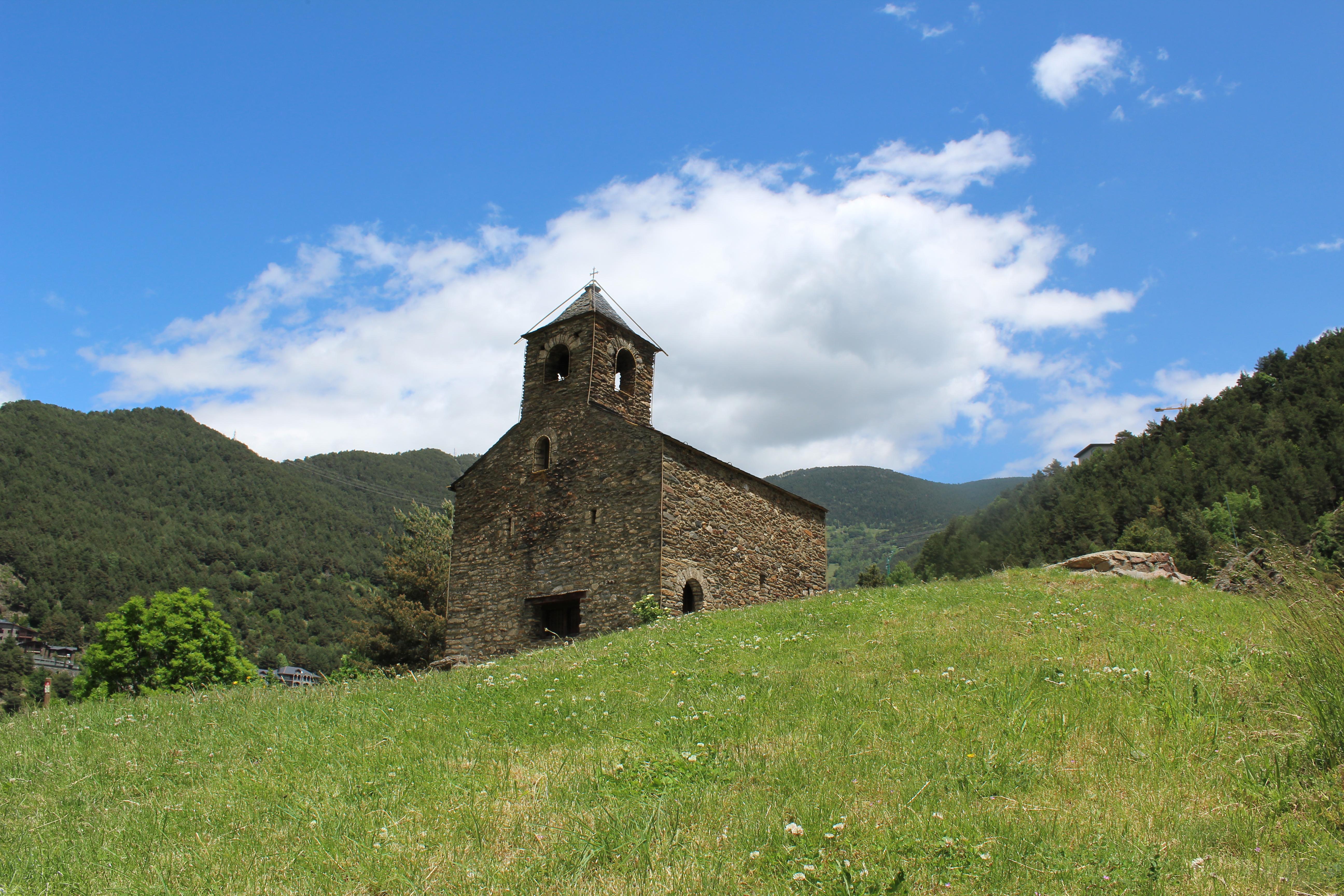 Sant Cristòfol d'Anyós - RTVA