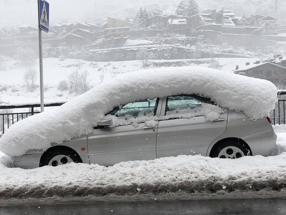 Andorra - Xavi Cubi