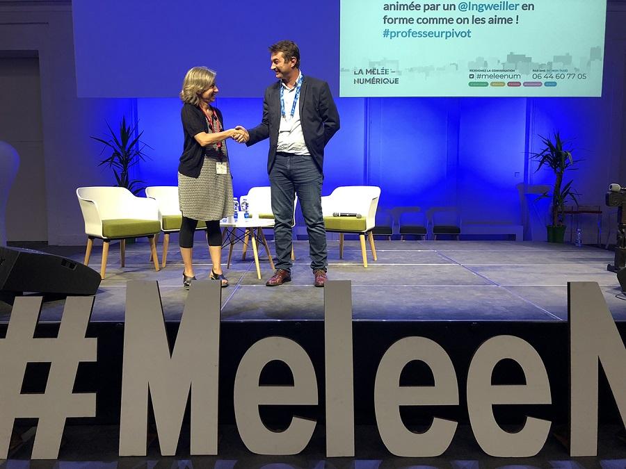 Acord entre Actua i el hub tecnològic francès Mêlée