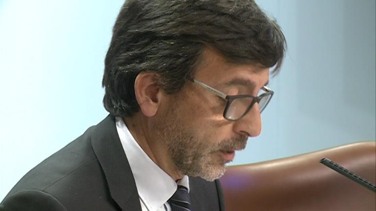 El Govern recorrerà la sentència que l'obliga a pagar 82.000 euros a Francesc Robert