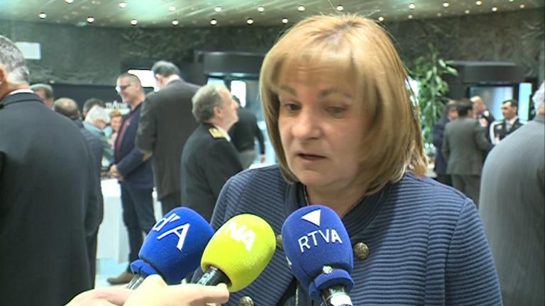 Marín assegura haver escoltat la plataforma contra l'heliport i demana confiança amb el Govern
