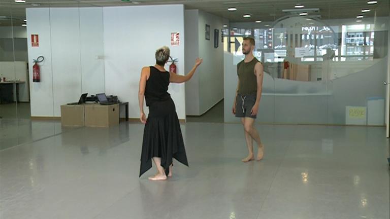 Mònica Vega fusiona el tango amb la dansa contemporània pel concert dels Jardins de la Casa de la Vall