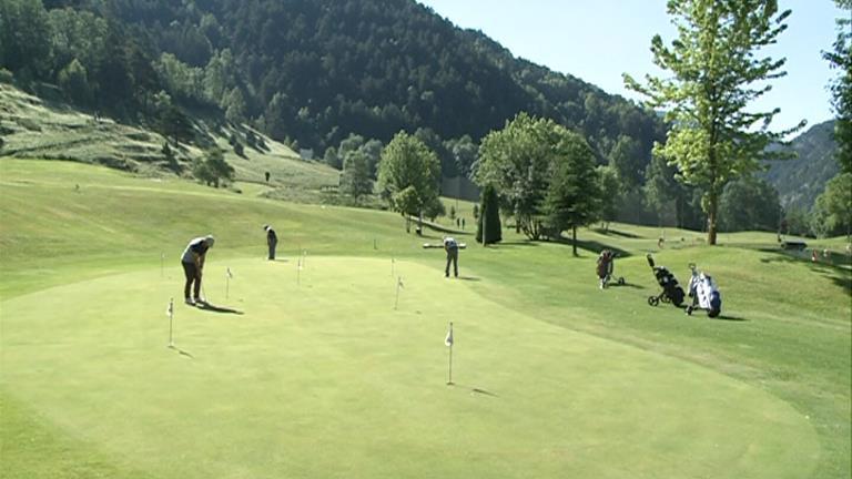 La Cortinada i Xixerella decideixeni el campió d'Andorra individual de pitch-and-putt