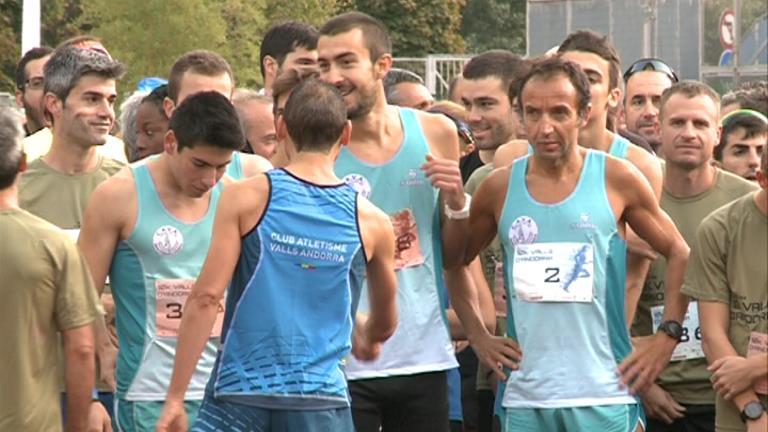 Bernadó obté el rècord mundial de master 50 en els 3.000 metres