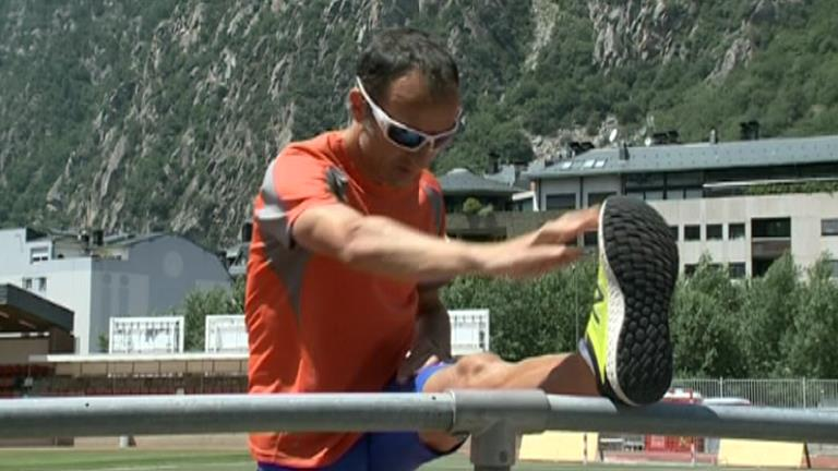 Toni Bernadó vol tornar a una marató sis anys després