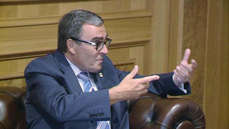 L'alcalde de Lleida, Àngel Ros, serà el nou ambaixador d'Espanya a Andorra