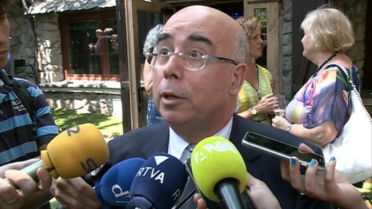 Montobbio confia en la Justícia per resoldre l'afer dels agregats d'interior investigats per pressionar els Cierco en el cas Pujol