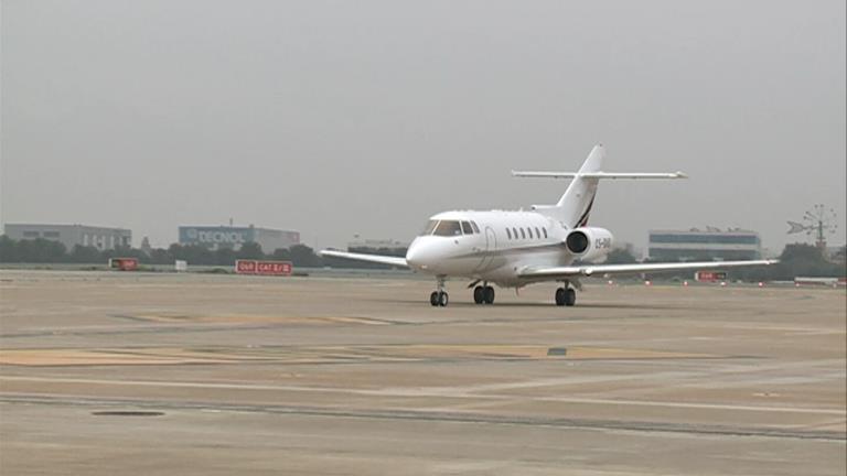 La Cambra, esperançada amb l'estudi de viabilitat per a un aeroport andorrà amb connexions fora d'Europa