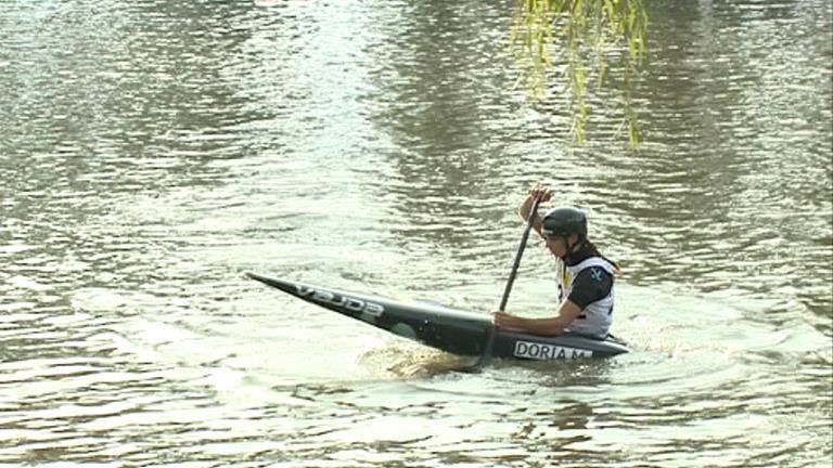 Doria acaba novena a la final de la Copa del Món absoluta en canoa