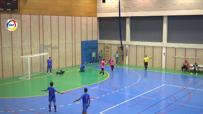 El Madriu jugarà la semifinal de la Supercopa de futbol sala després de guanyar a l'Encamp (5-2)