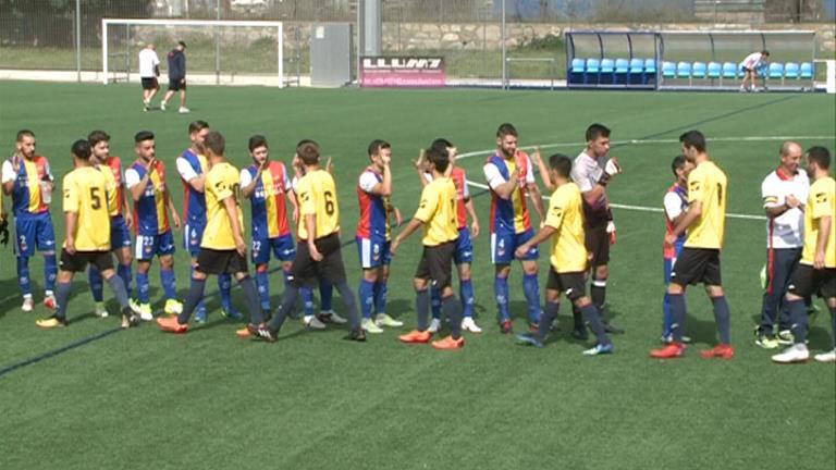 L'Andorra suma els tres primers punts davant el Tàrrega