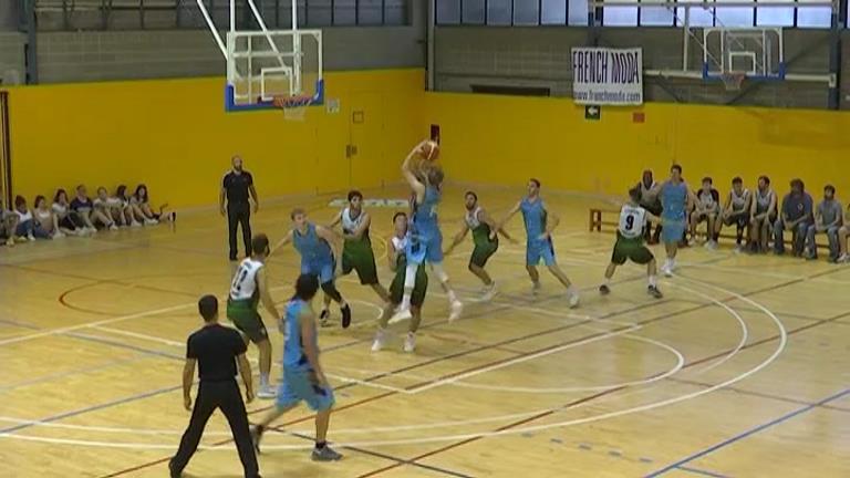 Debut amb victòria del MoraBanc B (79-80) a Arenys