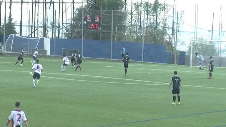 Empat agredolç de l'FC Andorra en l'estrena com a visitant