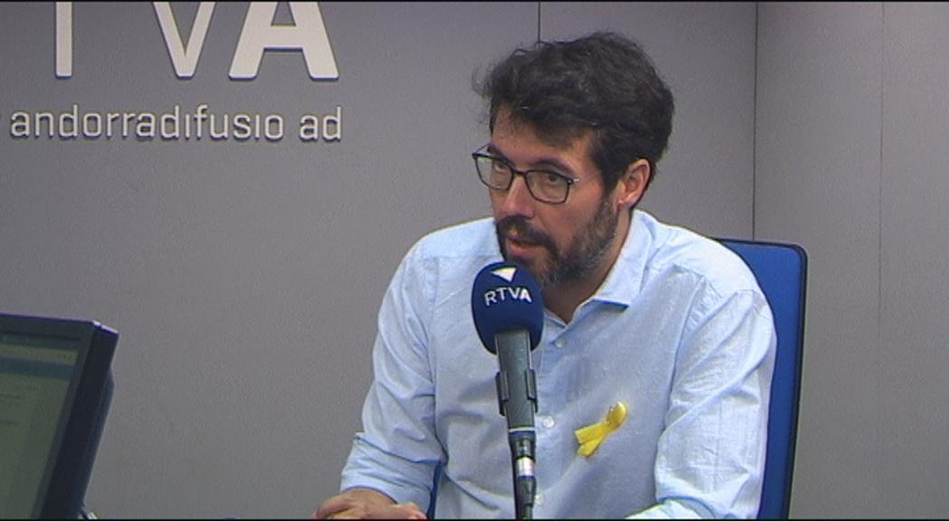 Albert Batalla també posa en dubte que l'aeroport d'Andorra i el de la Seu puguin ser complementaris