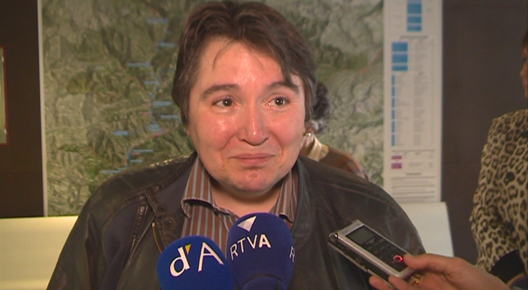 Els opositors a l'heliport denuncien que encara no tenen els estudis