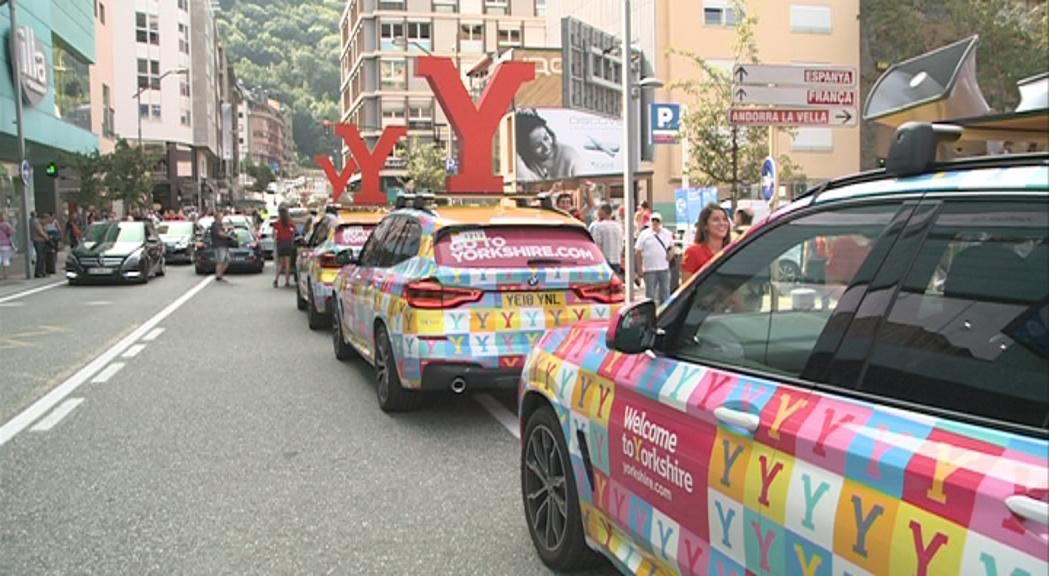 La Vuelta genera expectació