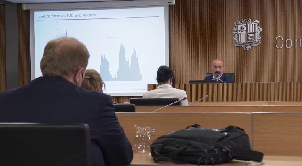 10.000 dosis de Portugal, prop del 70% de la població vacunada al juny i mascareta no obligatòria en alguns supòsits, previsions de Salut sobre la Covid-19