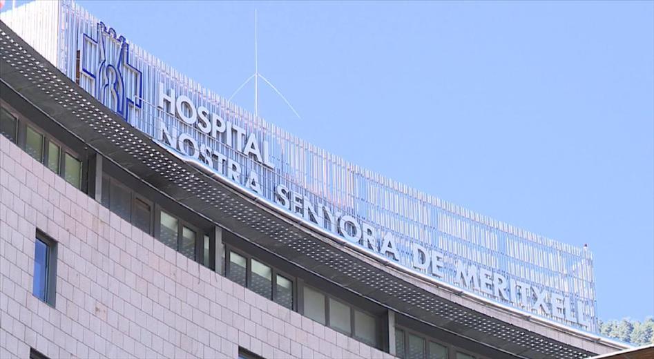 11 positius nous per la Covid-19 i una dona que és ingressada en estat lleu a l'hospital rellevant la donada d'alta