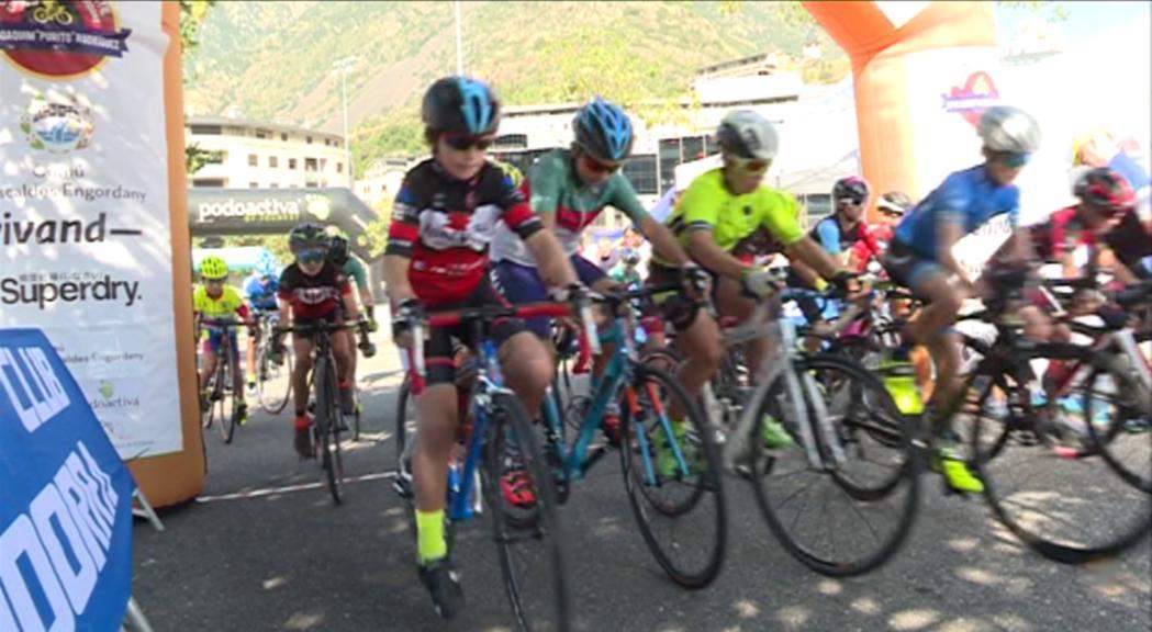 120 ciclistes han pres part aquest matí en la tercera edic