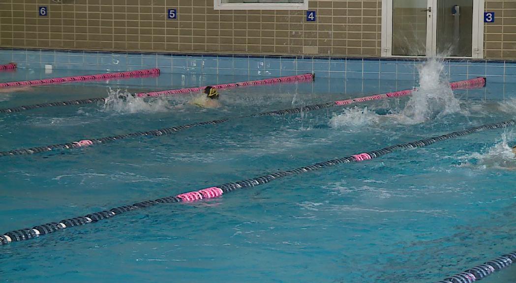 130 nadadors de sis clubs del país en el Meeting Internacional de Natació del CN Encamp