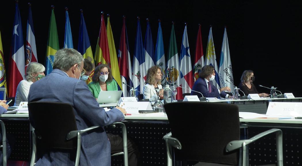 El 13è Encuentro Cívico Iberoamericano, el 28 i 29 de setembre i en format virtual