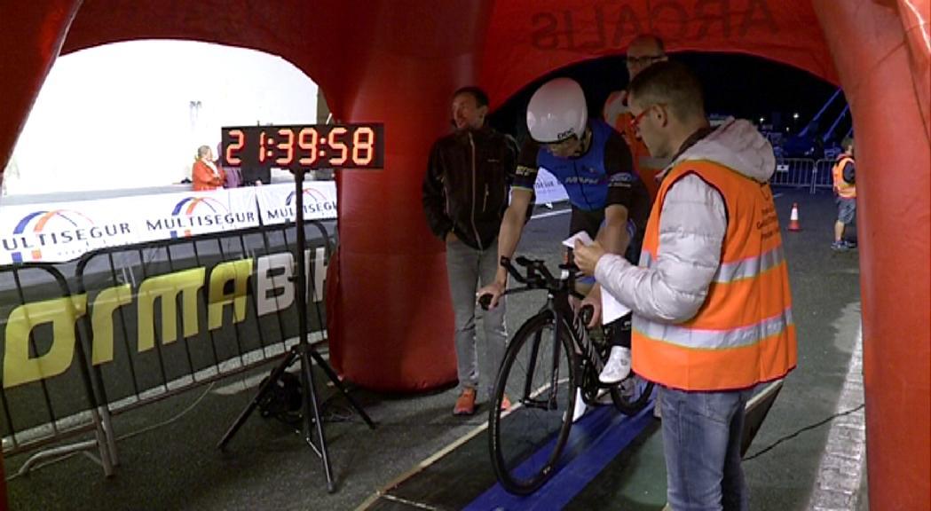 El 14è Campionat d'Andorra de contrarellotge individual tindrà una participació màxima de 150 ciclistes