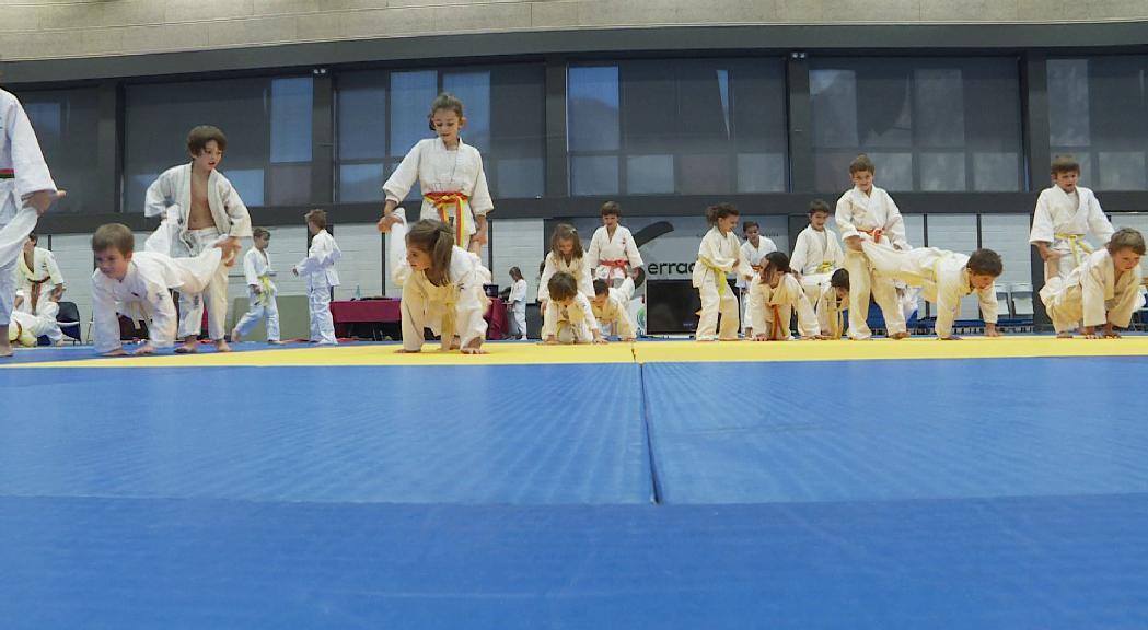 150 judokes al Campionat d'Andorra de base