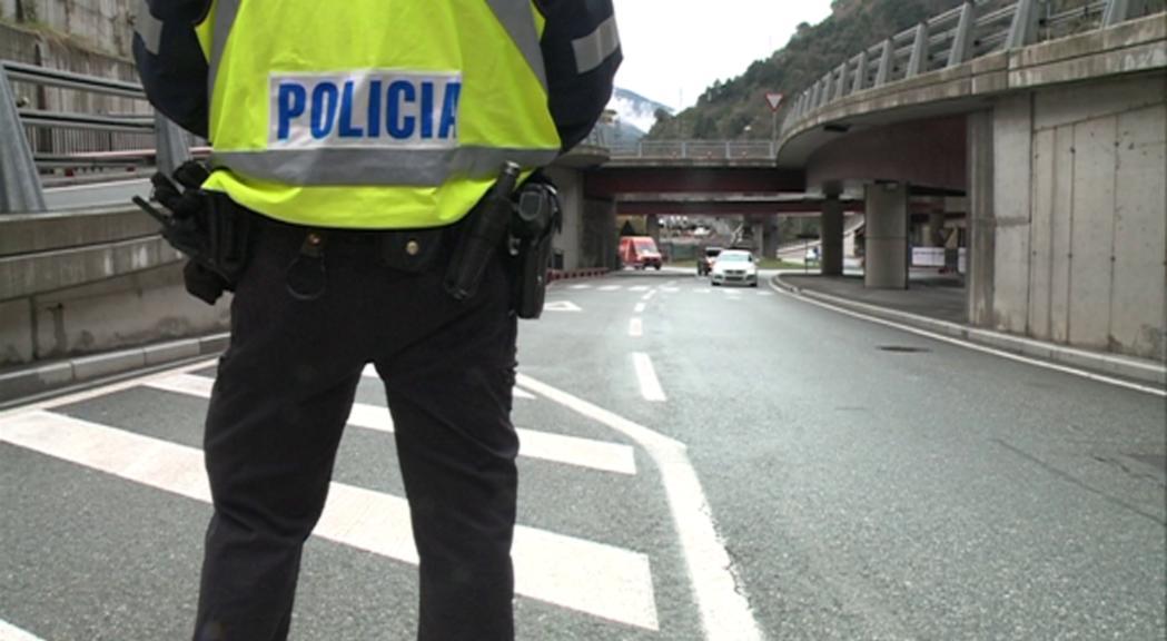 16 detencions per conducció sota els efectes de l'alcohol o les drogues la darrera setmana