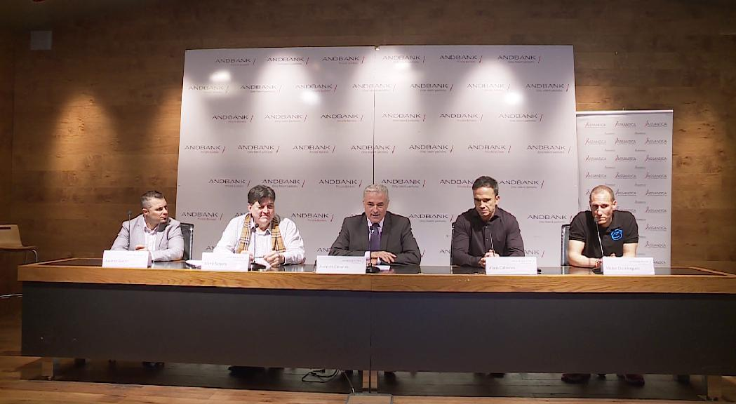 Unes 200 persones pedalaran contra el càncer en el segon Witcycling Andorra