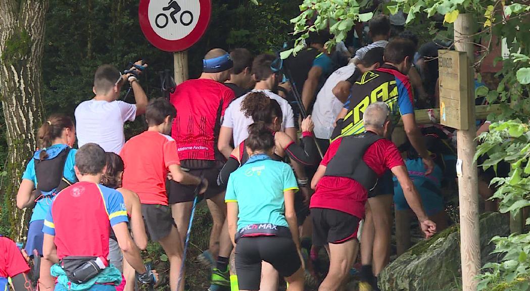 220 inscrits en la primera edició de la Canillo Trail Races