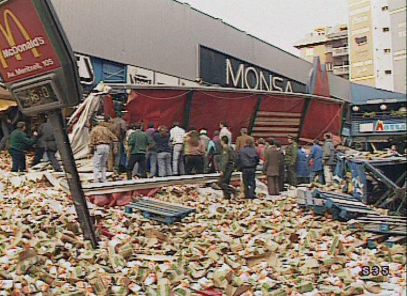 25 anys de l'accident del Monsa: el relat dels testimonis