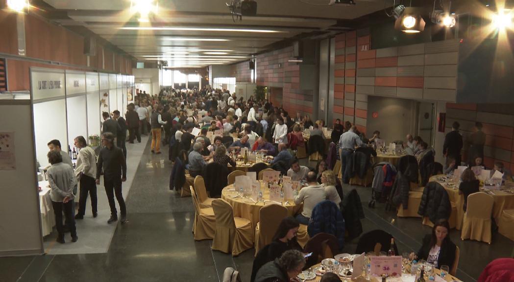 La 28a Mostra Gastronòmica aplega a Ordino 375 comensals