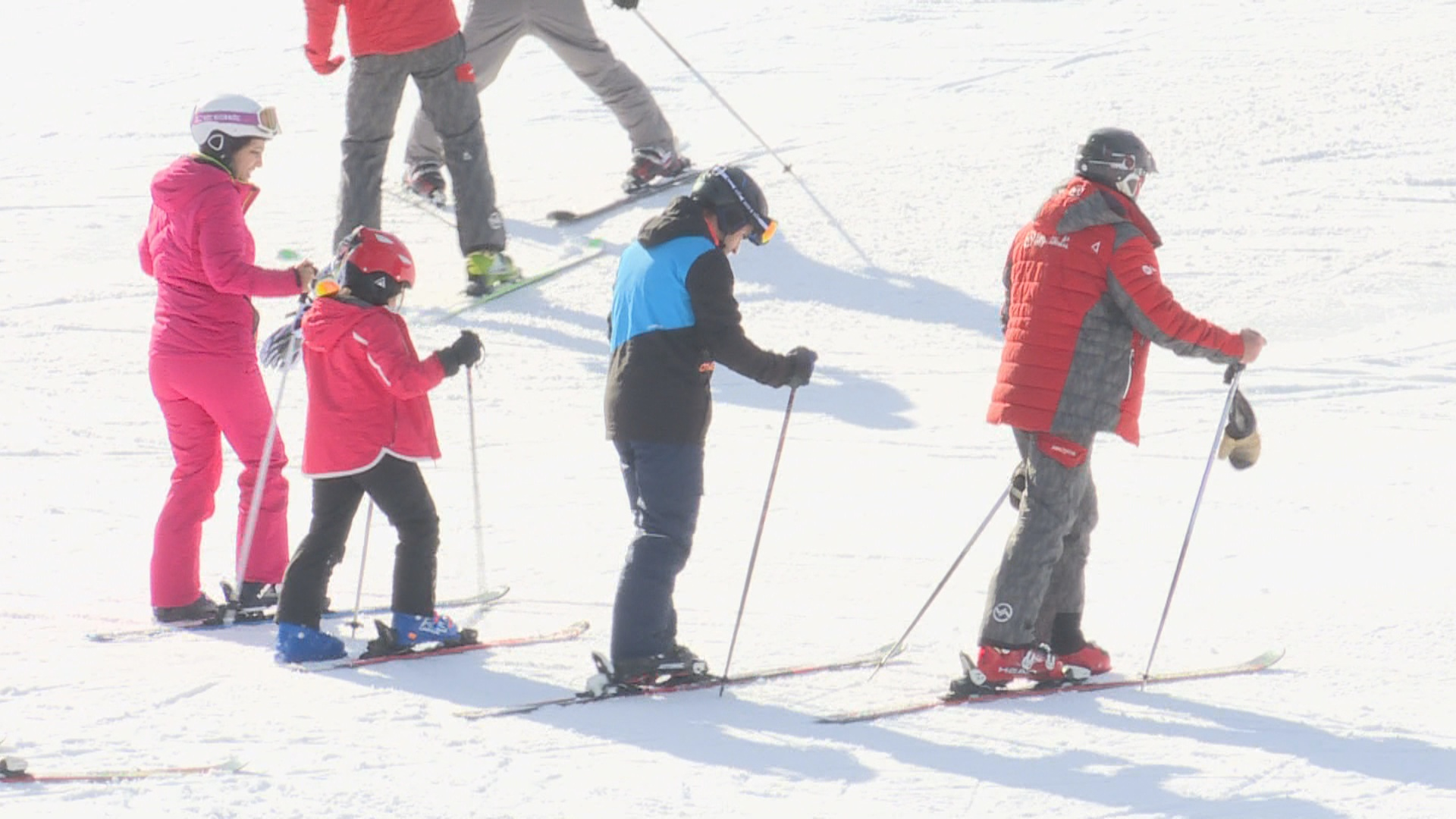 Uns 3.000 esquiadors han passat per Pal-Arinsal en el primer cap