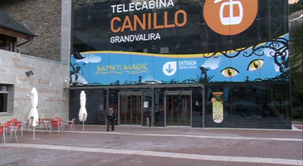 750.000 euros per a la segona fase de les obres de l'edifici del telecabina de Canillo