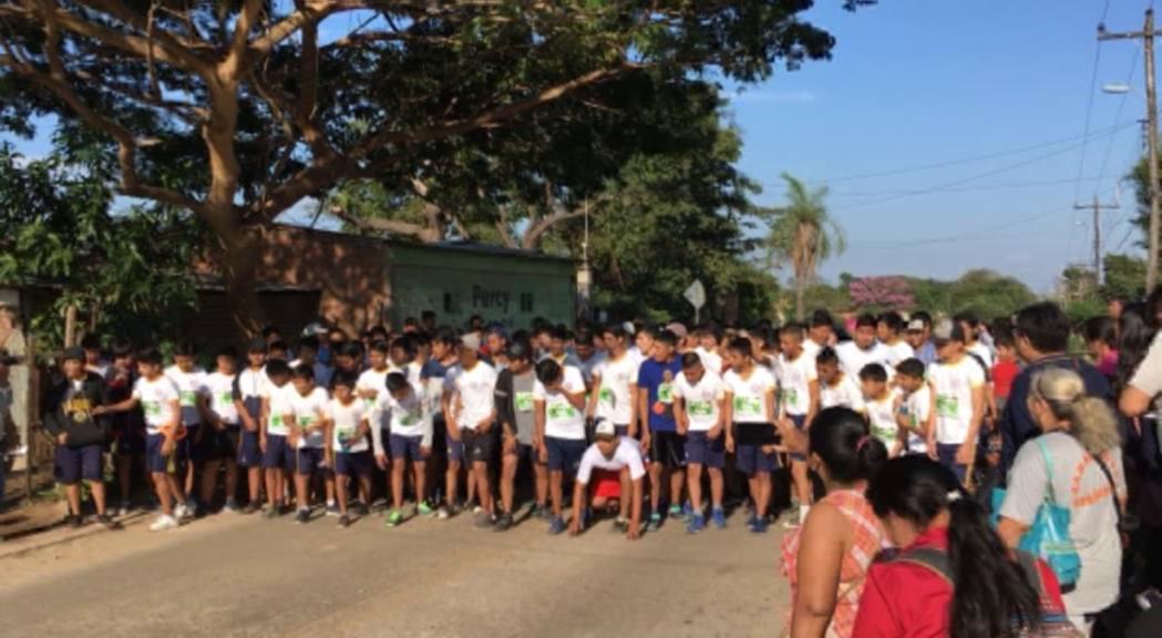 Unes 800 persones corren la Solidaritrail a Bolívia de la mà de l'ONG Cooperand