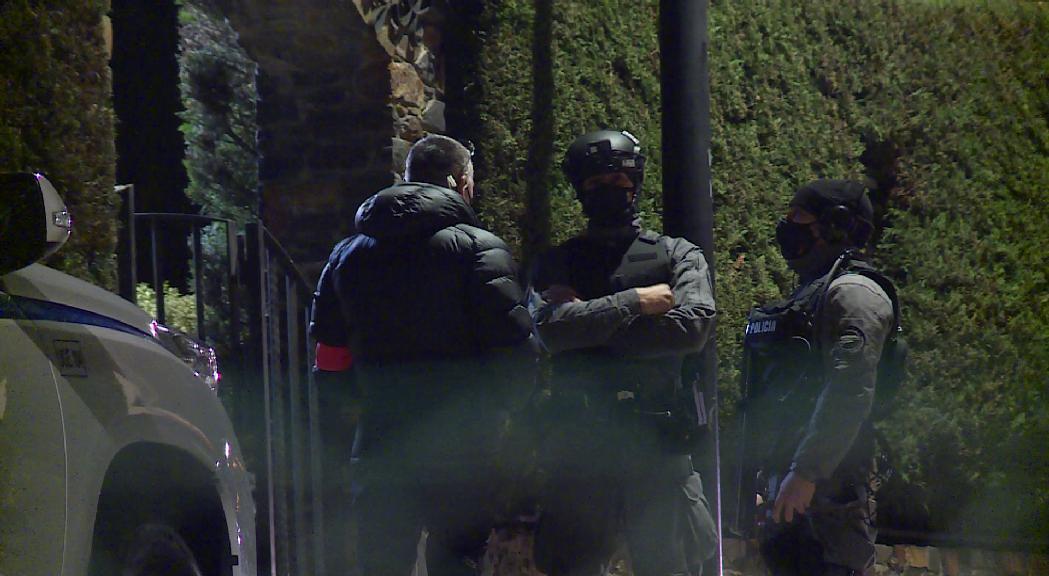 9 detinguts a Andorra en el marc d'una operació antifrau internacional