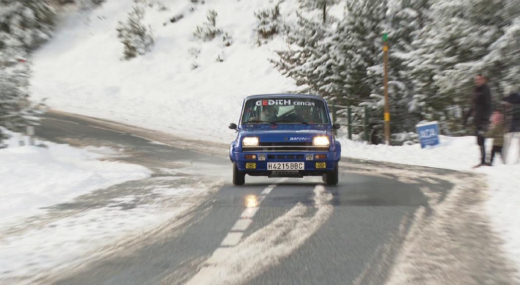 L'ACA cancel·la l'Andorra Winter Rally per la Covid-19
