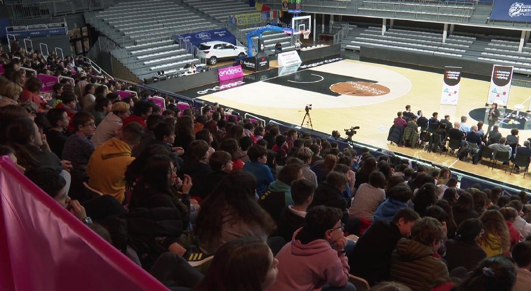 L'ACB demana obrir els pavellons amb un aforament de 500 aficionats
