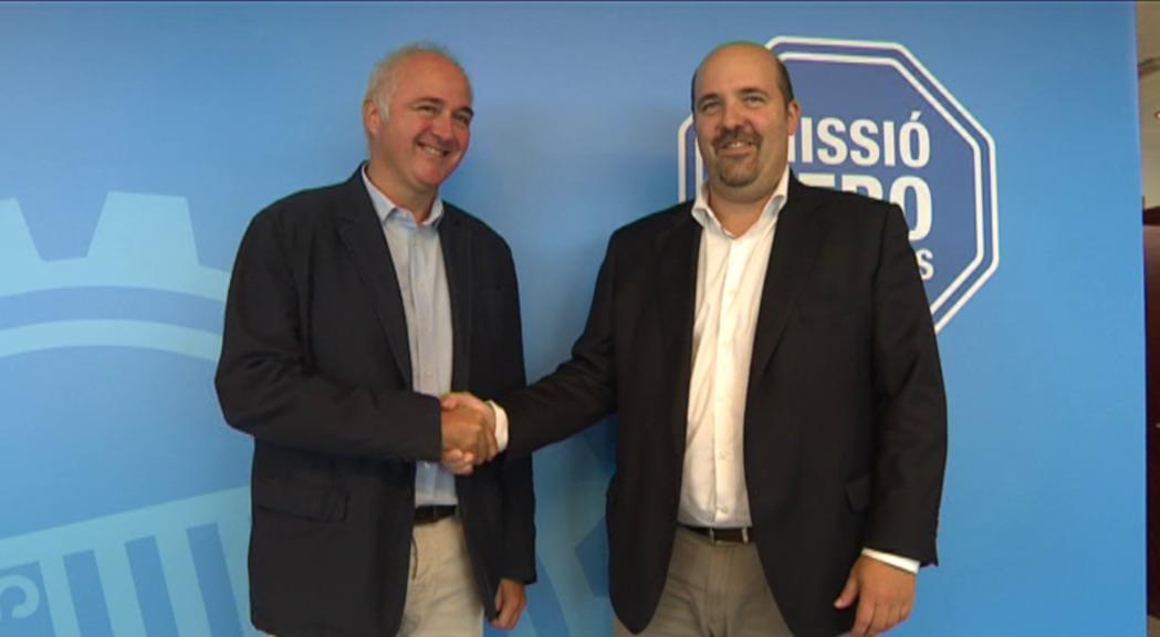 Acord de col·laboració entre el MoraBanc i l'Automòbil Club