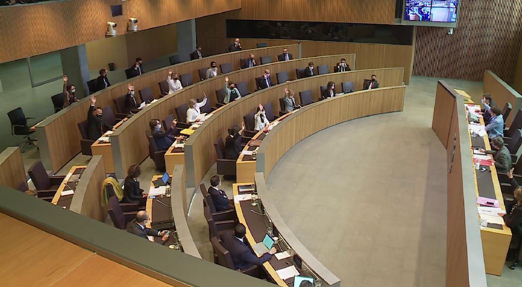 L'activitat al Consell torna amb força amb una dotzena de lleis pendents